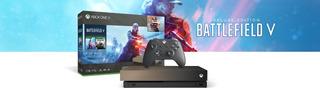Xbox One X Edicion Especial Battlefield