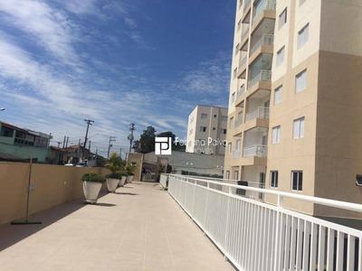 Apartamento Com 3 Dormitórios Para Alugar, 98 M² Por R$ 1.600/ano - Jordanópolis - Arujá/sp - Ap0024