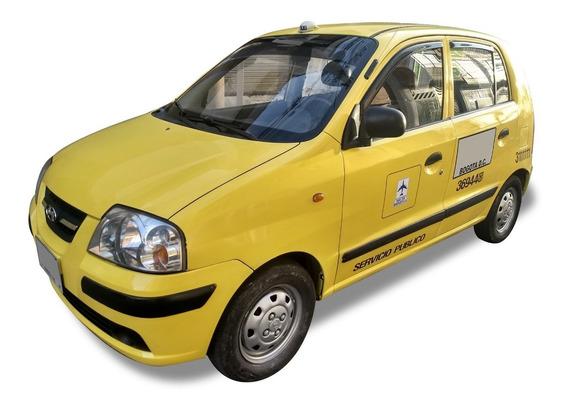 Taxi Hyundai 1.000, 2008 Como Nuevo