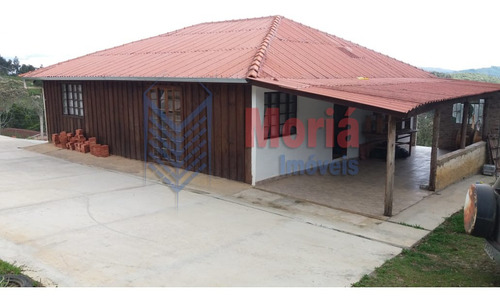 Imagem 1 de 27 de Chácara/fazenda/sítio Com 4 Dormitórios À Venda Com 2020.69m² Por R$ 180.000,00 No Bairro Sitio Do Mato - Bocaiuva Do Sul / Pr - Mch-0026