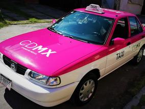Taxi Cdmx Listo Para Trabajar. Oferta Inigualable.