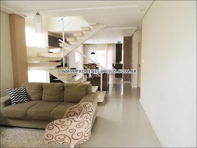 Casa Em Condomínio Para Venda Em São José Dos Campos, Urbanova, 4 Dormitórios, 2 Suítes, 5 Banheiros, 4 Vagas - Ca122