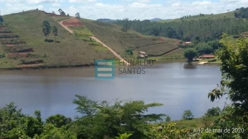 Imagem 1 de 6 de Edinaldo Santos - Náutico Remonta - Terrenos Junto A Represa Financiados - 576