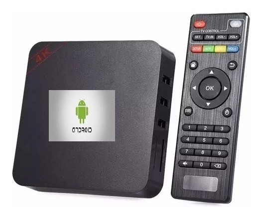 Tranforme Sua Tv Em Smart 4k Pro 3 Gb/32gb 9.0 Menor Preço