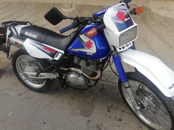 Vendo O Permuto Suzuki Dr 200 Excelente Estado