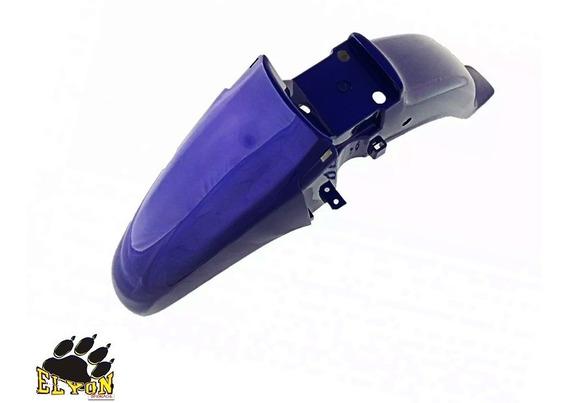 Paralama Dianteiro Dafra Zig 50 Zig 110 Azul Similar Original
