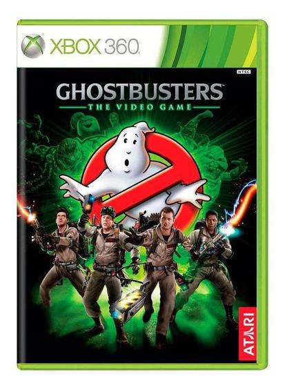 Ghostbusters The Video Game Xbox 360 Mídia Física