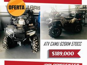 Atv Camu Polaris 570cc