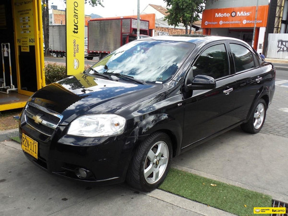 Chevrolet Aveo Emotion 1600 Mt