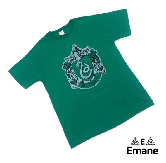Camiseta Harry Potter Sonserina