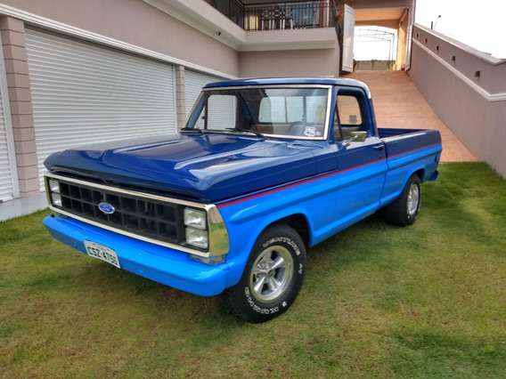 Ford F100 1984 6 Cilindros