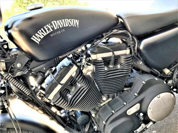 Harley Davidson Xl 883 Iron 2014/2014 Customizada