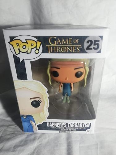 Imagen 1 de 2 de Figura Funko Pop Daenerys Targaryen Game Of Thrones 25