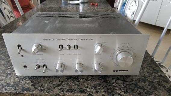Amplificador Gradiente 120