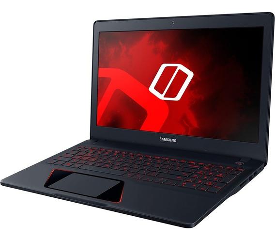 Notebook Samsung Gamer I5-(7ªger), 8gb, Hd 1tb, Gtx 1050 4gb