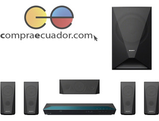 Sony Bluray 5.1 Smart Tv 3d Wifi Cine En Casa 5 Parlantes