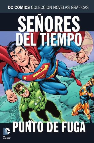 Colección Novelas Gráficas Señores Del Tiempo: Punto De Fuga