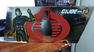 Gi Joe Pack 25th Aniversario Hasbro Nuevo