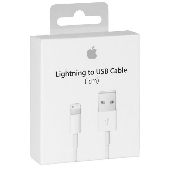 Promoção! Cabo Usb iPhone 5 Se 6 7 8 X - 12x Sem Juros
