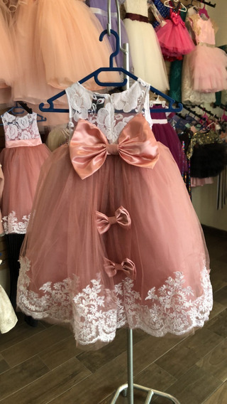 Vestido Infantil Gala