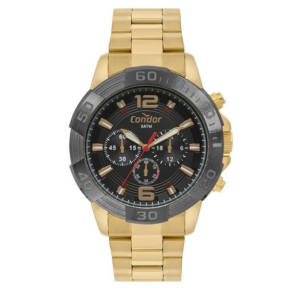 Relógio Condor Masculino Civic Cronógrafo Covd54ay/4p