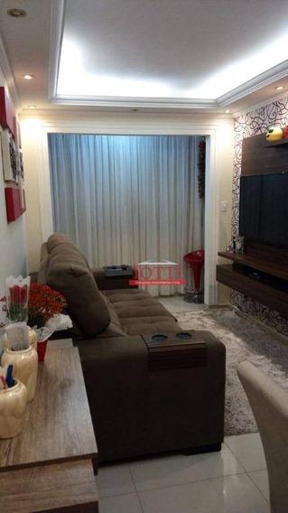 Apartamento Com 2 Dormitórios À Venda, 51 M² Por R$ 245.000 - Picanco - Guarulhos/sp - Ap0574
