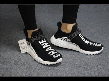 online store 0ed8e 98ceb adidas Human Race Nmd Pharrell X Channel