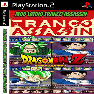 Dragon Ball Z B. T 3 Mod Franco Assassin Ps2 Patch