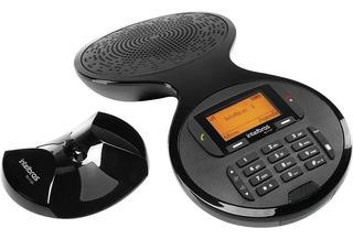 Audio Conferência Preto Ts9160 Intelbras Pronta Entrega