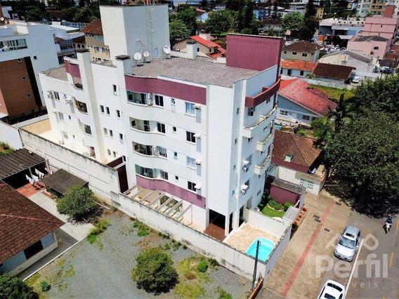 Apartamento Bairro Saguaçu 1 Suite Mais 2 Dormitórios. - Ap0705