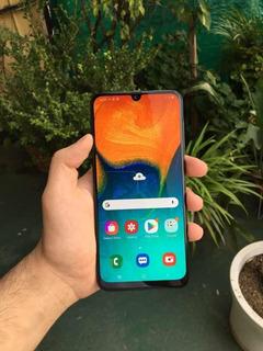 Samsung Galaxy A30 32gb Negro [ No Hago Envios]