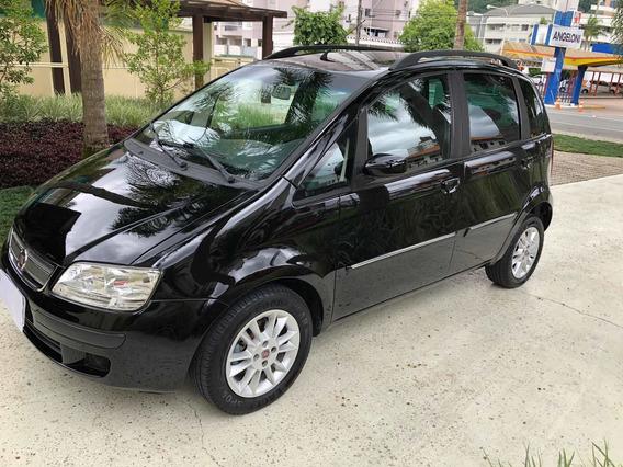 Fiat Idea 1.4 Elx Flex 5p 2010 - Única Dona - Revisado
