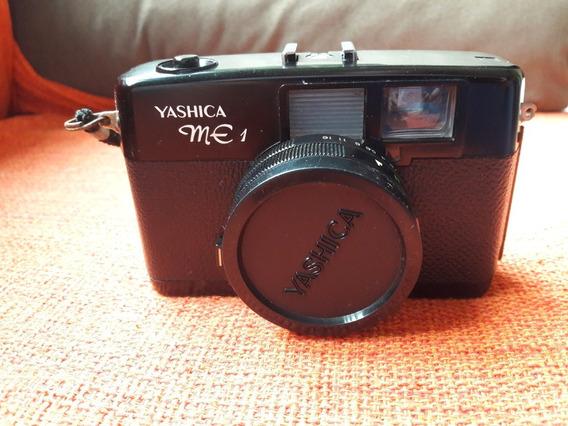 Câmera Fotográfica Antiga Yashica Me 1 Leia Descrição