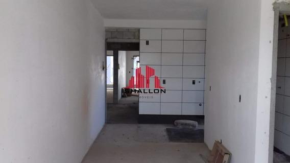 Apartamento Com Opção De 02 E 03 Dormitórios Em Condomínio Trix Home Horto. - Ap0036