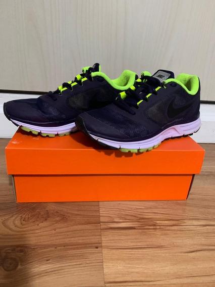 Zapatillas Nike Reflectivas Originales Talle 36.5