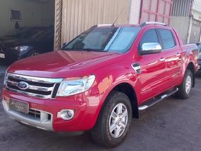 Ford Ranger 3.2 Limited 4x4 Aut Diesel - Único Dono - 2014