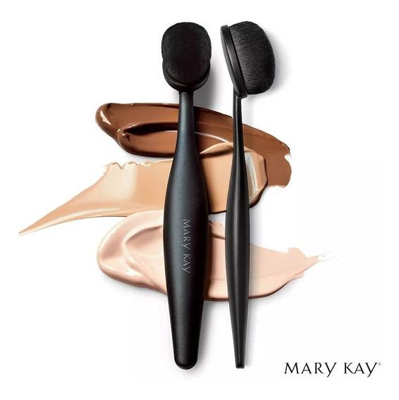 Nueva Brocha Oval Para Maquillaje Mary Kay