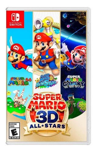 Super Mario 3D All-Stars Standard Edition Nintendo Switch Físico