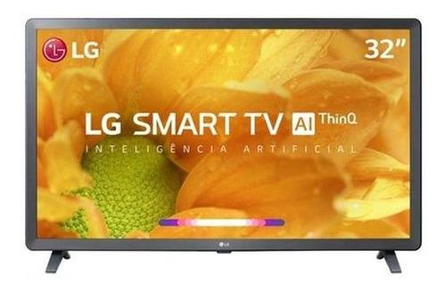 Imagem 1 de 4 de Smart Tv Led 32'' LG 32lm621 Hd Thinq Ai Conversor Digital