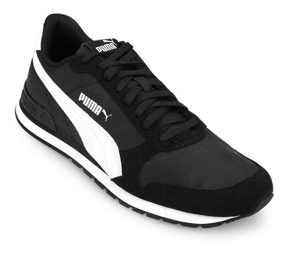 Zapatilla Puma St Runner V2 Nl Adp 367108 01 Hombre