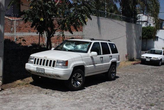 Grand Cherokee Limited Nacional