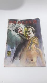 Drácula Nº 12! Editora Taika Nov 1971! Raro Hq Gibi