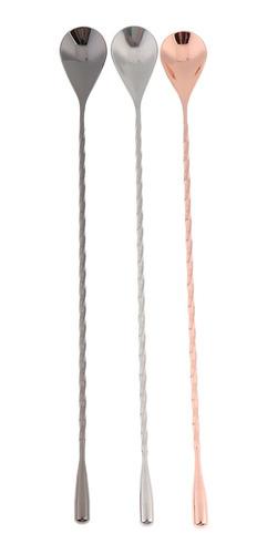 Imagen 1 de 10 de 3 Unidades Cuchara Mezcladora Con Varios Colores Accesorios