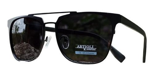 Imagem 1 de 9 de Oculos De Sol Polarizado Masculino Original Com Nota Fiscal