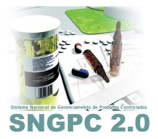 Sistema Sngpc Para Anvisa, Sem Mensalidade! Completo!