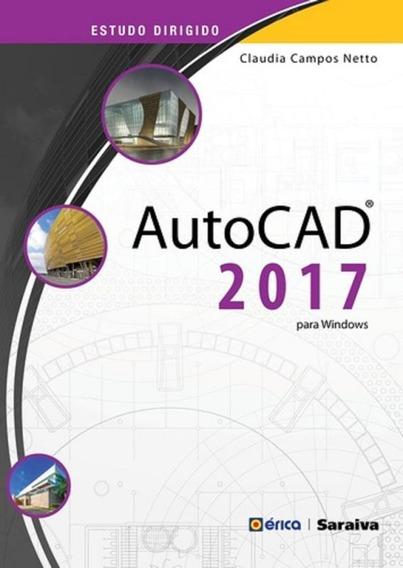 Estudo Dirigido De Autocad 2017 - Erica