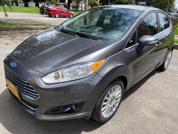 Ford Fiesta Fiesta Titanium Hb