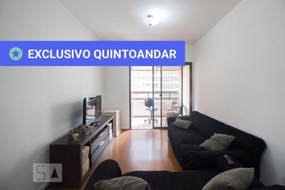 Apartamento No 10º Andar Com 2 Dormitórios E 2 Garagens - Id: 892993325 - 293325