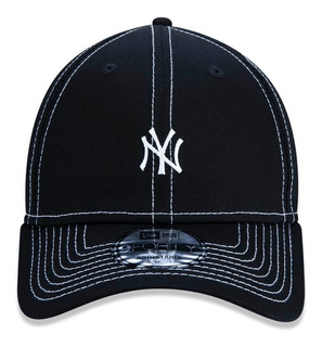 Boné New Era 940 New York Yankees Preto