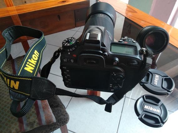 Dslr Nikon D7100+ Af 70 300 + 50mm 1.8d